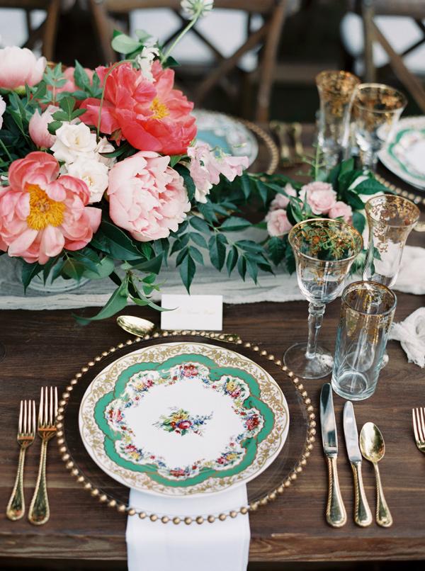 Giselle decor wedding