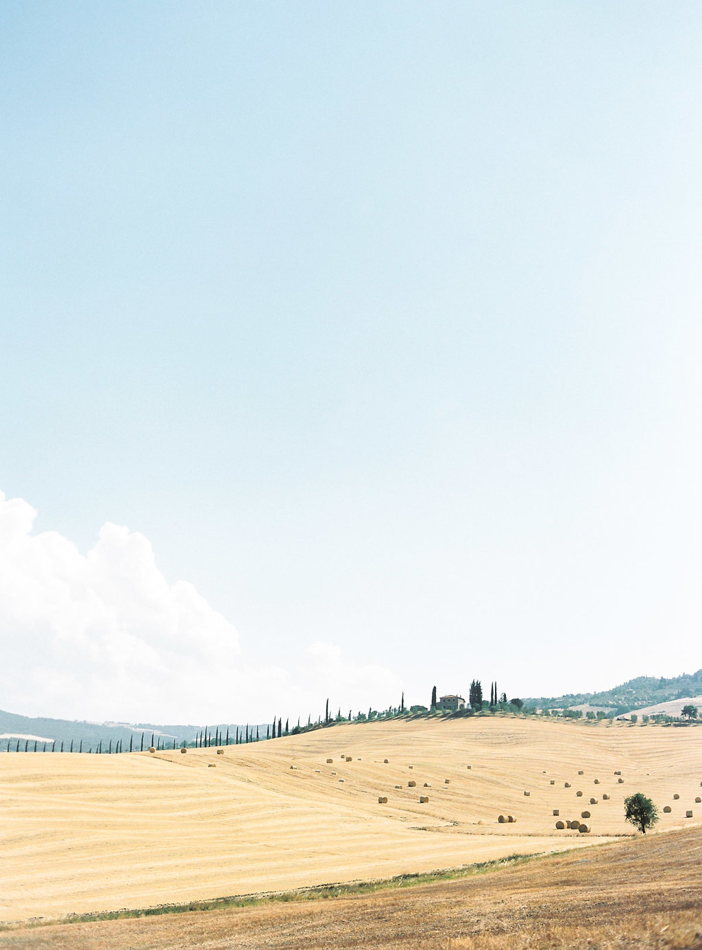 Tuscan wedding inspiration - photo by Katie Grant Photography https://ruffledblog.com/classically-beautiful-intimate-wedding-in-tuscany
