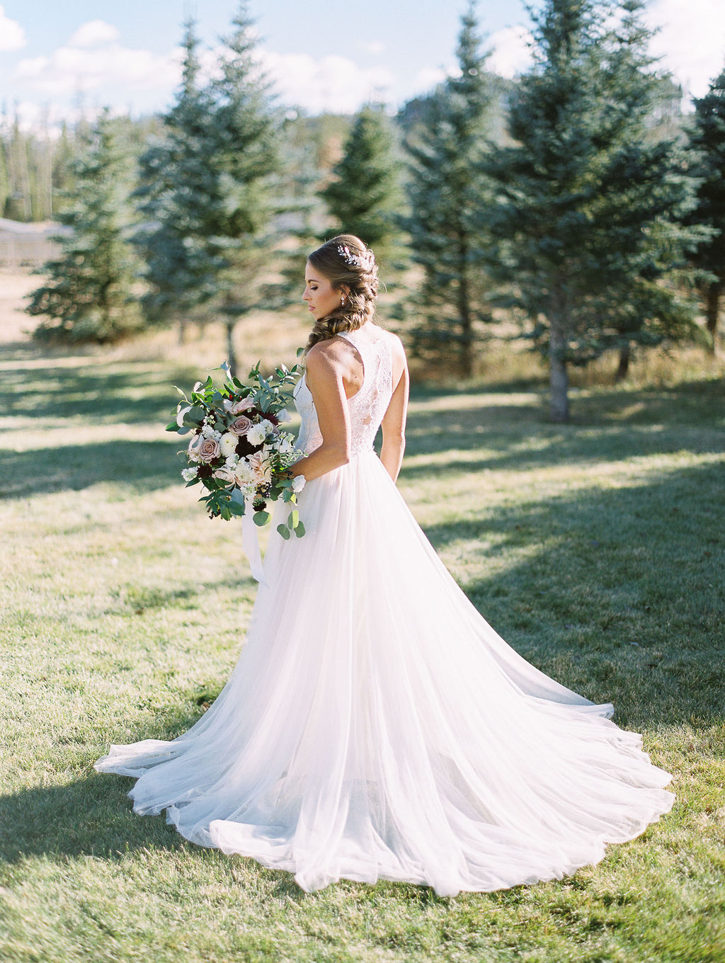 Colorado Wedding With Personal Touches 00
