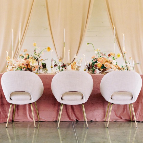 Color Block Wedding Ideas to Inspire your Big Day Palette