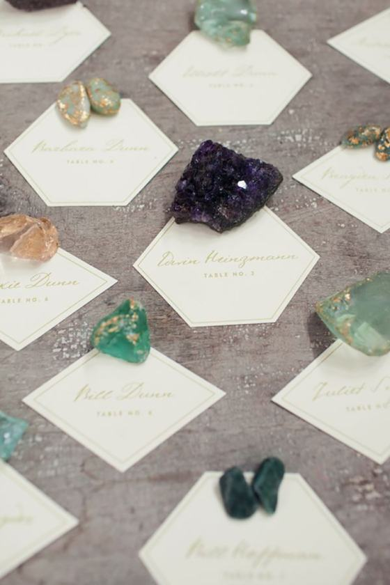 8 Unique Wedding Ideas to Add Crystal Energy to Your Day