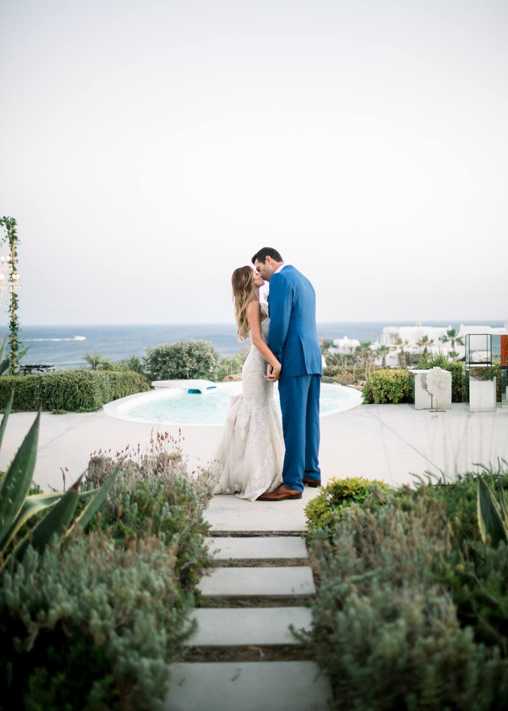 Destination Wedding Private Viilla Mykonos 33
