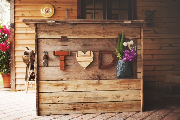 gallery for diy rustic home decor