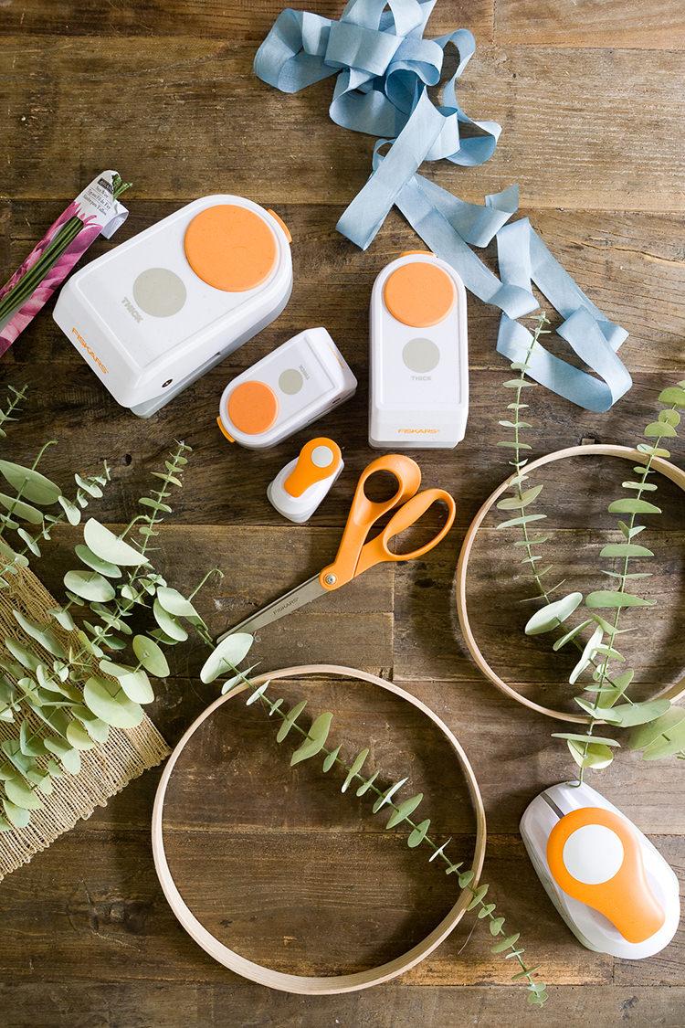 DIY Paper Eucalyptus
