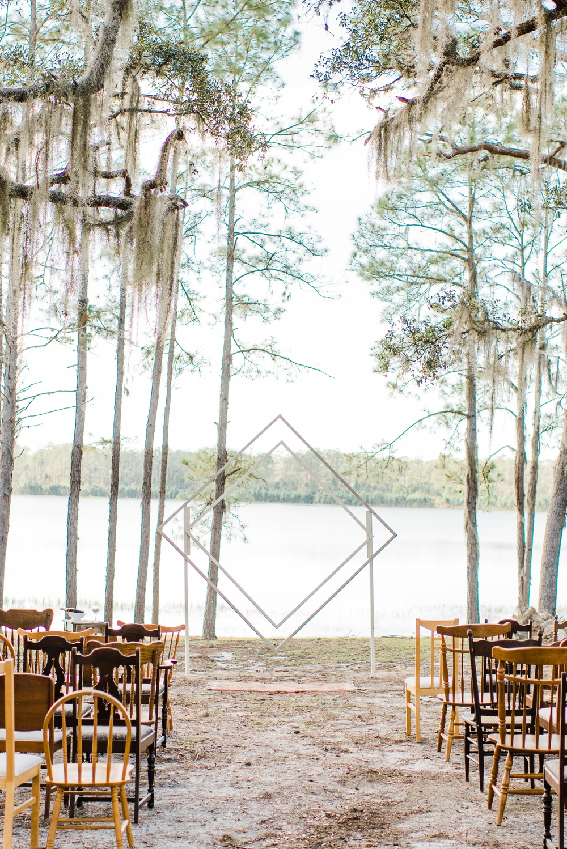 Dreamy Florida Winter Wonderland Wedding 11