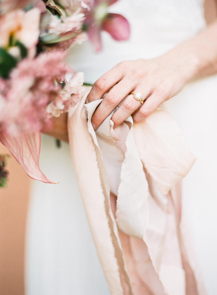 engagement rings - photo by Kayla Barker Fine Art Photography http://ruffledblog.com/dreamy-tuscan-inspired-wedding-ideas-with-terracotta