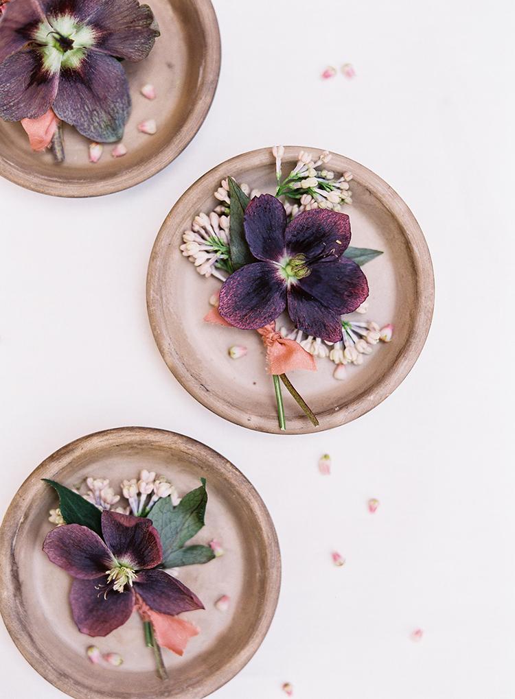 wedding flowers - photo by Kayla Barker Fine Art Photography http://ruffledblog.com/dreamy-tuscan-inspired-wedding-ideas-with-terracotta