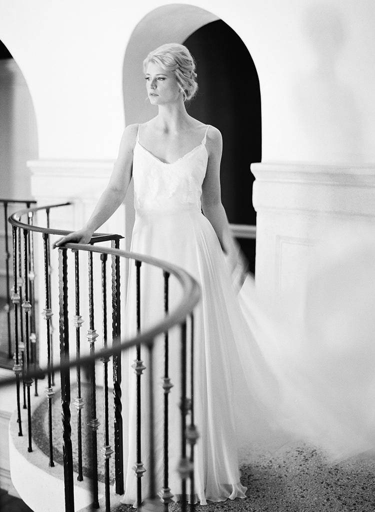 bridal fashion - photo by Kayla Barker Fine Art Photography http://ruffledblog.com/dreamy-tuscan-inspired-wedding-ideas-with-terracotta