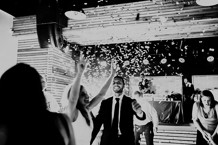 wedding receptions - photo by Minerva House Photography http://ruffledblog.com/dreamy-waterfall-elopement-at-wahclella-falls
