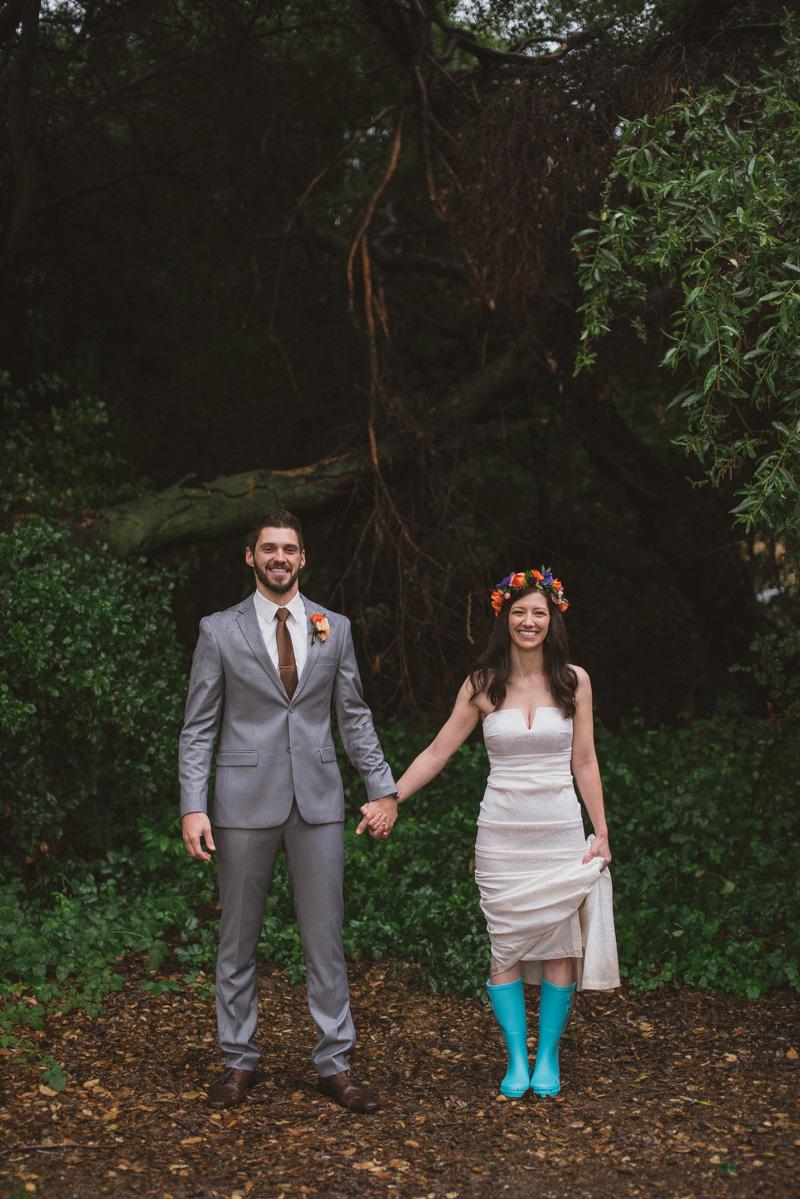 rainy day weddings - https://ruffledblog.com/eclectic-rainy-day-wedding-with-moroccan-accents