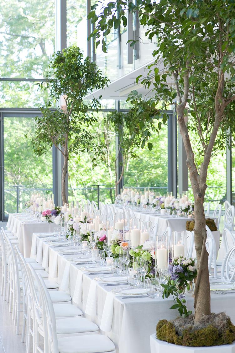 wedding receptions - photo by 5ive 5ifteen https://ruffledblog.com/elegant-garden-inspired-toronto-wedding