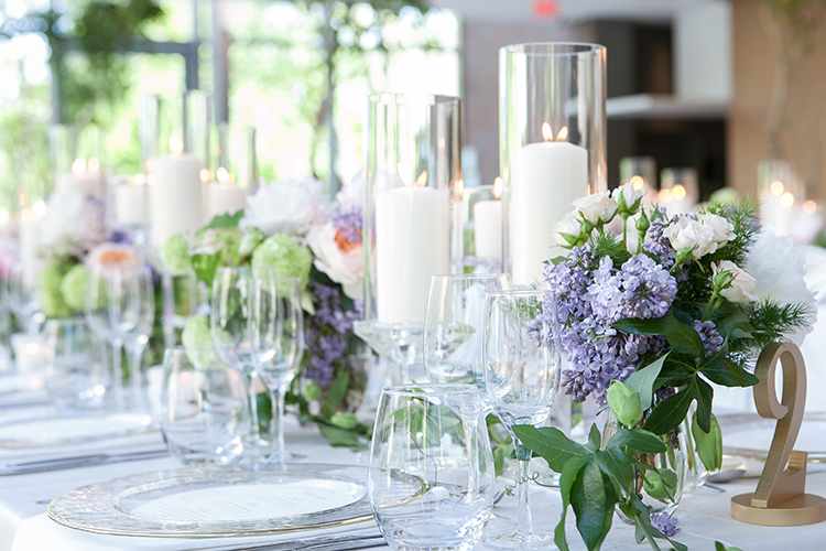 wedding tablescapes - photo by 5ive 5ifteen http://ruffledblog.com/elegant-garden-inspired-toronto-wedding