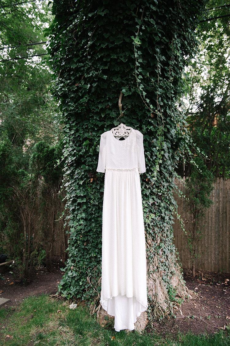 romantic wedding dresses - http://ruffledblog.com/fall-wedding-inspiration-with-mauve-and-apricot-hues