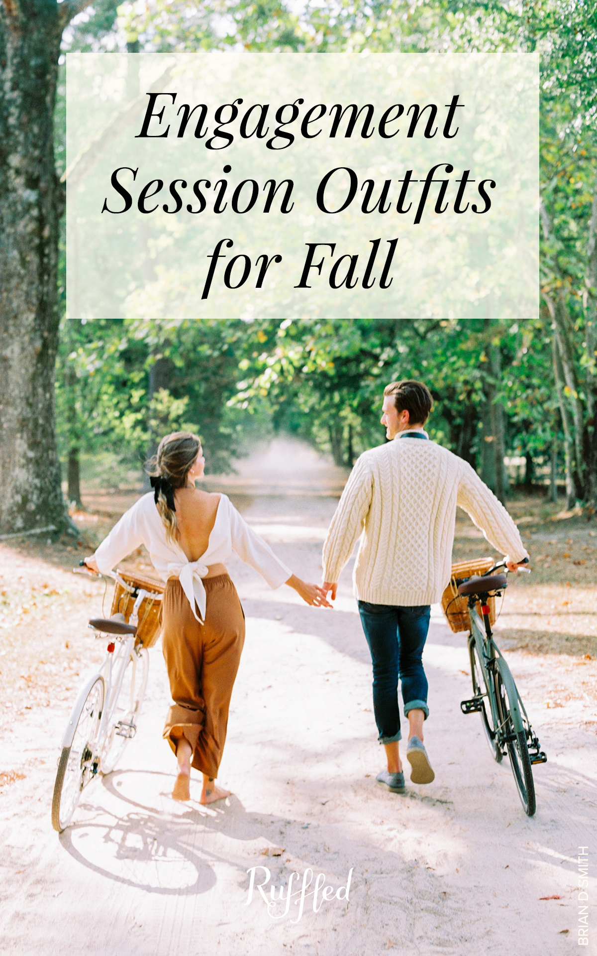 5 Engagement Photo Session Outfits Ready for Fall ⋆ Ruffled