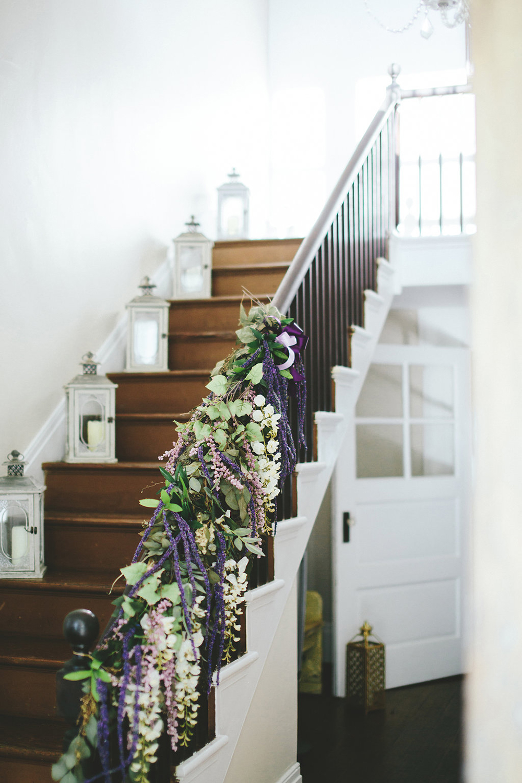 romantic at home weddings - photo by Shots by Cheyenne https://ruffledblog.com/farm-to-table-wedding-inspiration-in-nashville