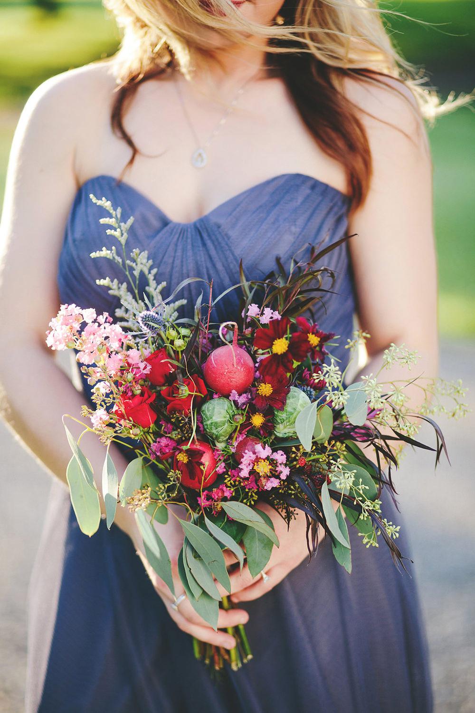 fall farm weddings - photo by Shots by Cheyenne https://ruffledblog.com/farm-to-table-wedding-inspiration-in-nashville