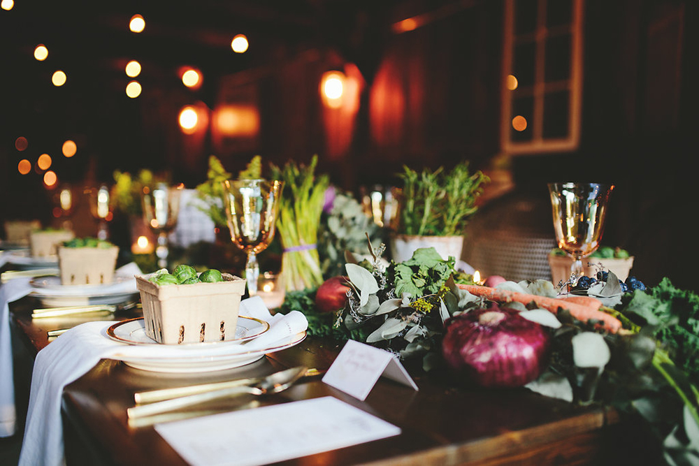 farm to table weddings - photo by Shots by Cheyenne http://ruffledblog.com/farm-to-table-wedding-inspiration-in-nashville