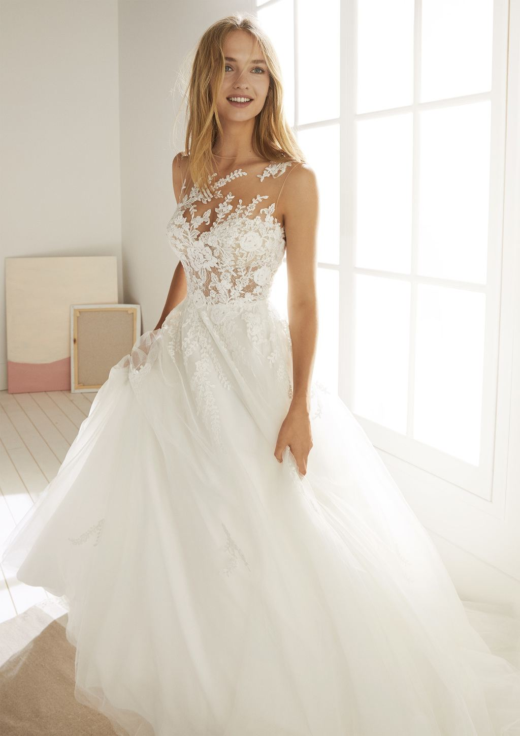 10 Pin Worthy Wedding Dresses You Need To Try On Right Now Ruffled