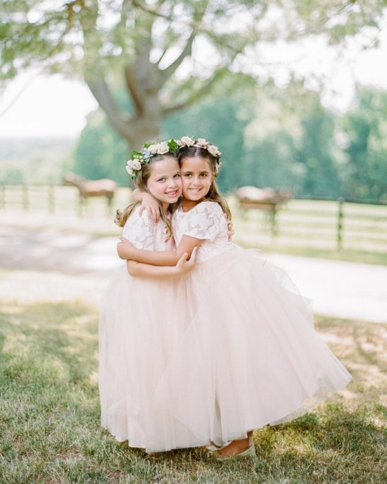 24 Summer to Fall Flower Girl Dress Ideas