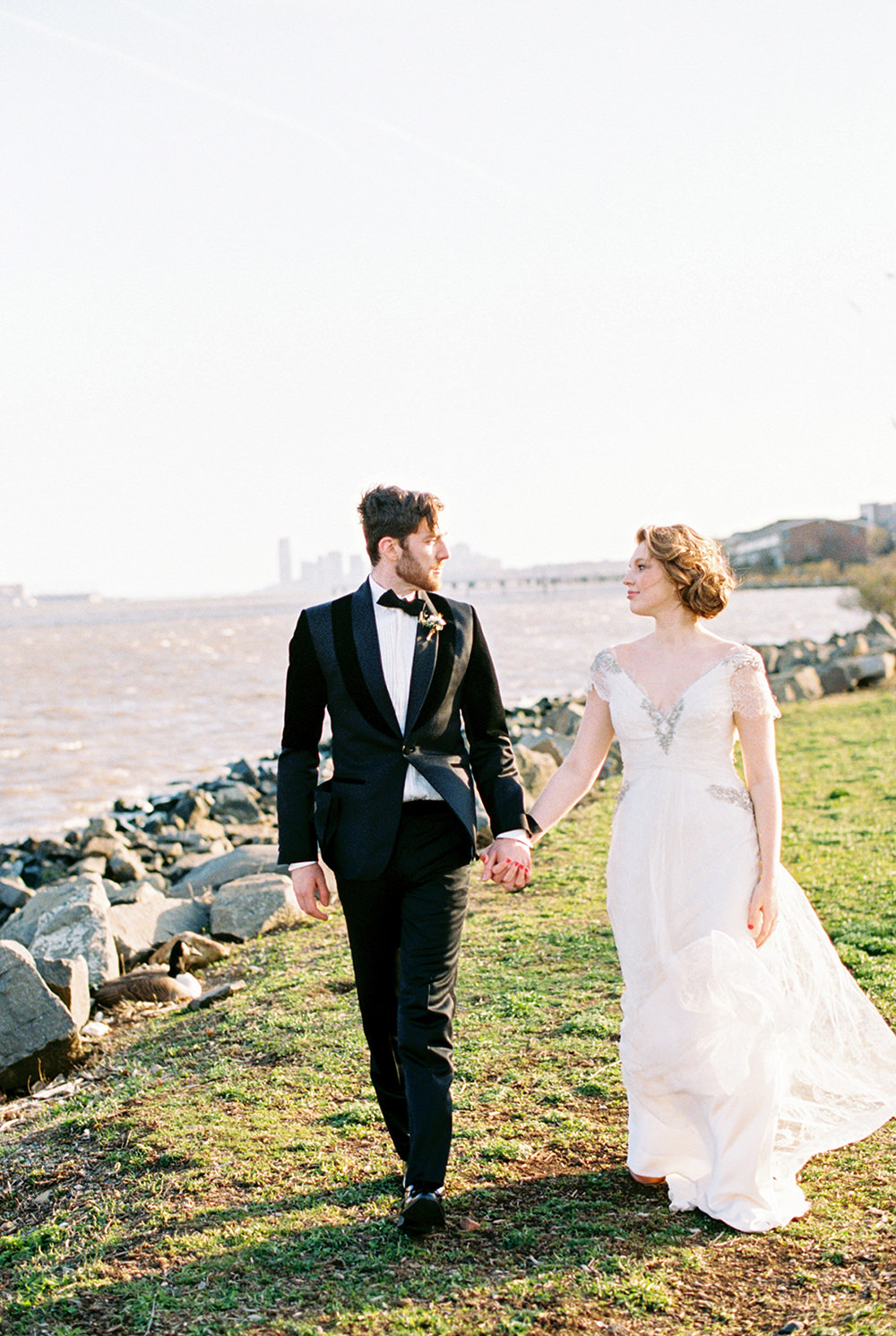 For the Love of Copper Wedding Inspiration - photo by Alexis June Weddings https://ruffledblog.com/for-the-love-of-copper-wedding-inspiration