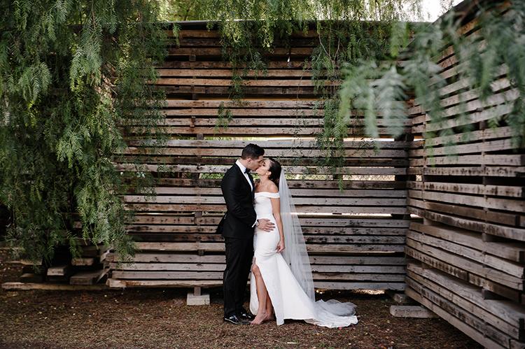 wedding photography - photo by Jerome Cole http://ruffledblog.com/fun-black-tie-warehouse-wedding-in-melbourne