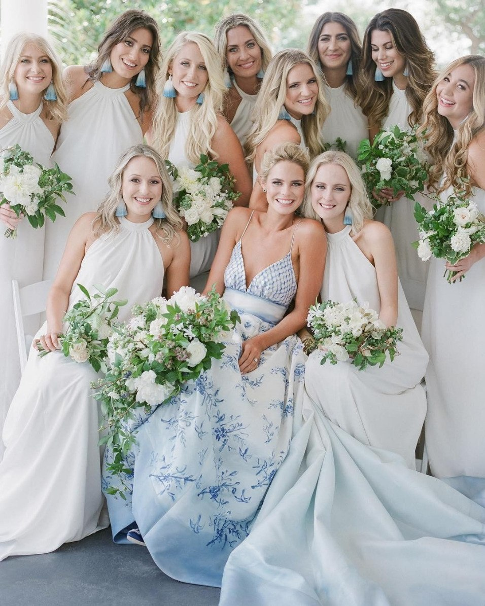 where to get ready on your wedding day