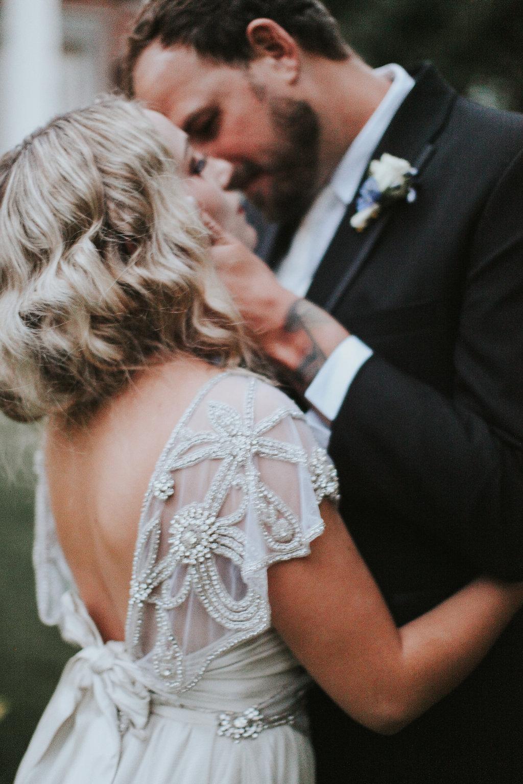 Glamorous Old World Wedding inspiration - photo by Whitney Nichols Photography https://ruffledblog.com/glamorous-old-world-wedding-inspiration