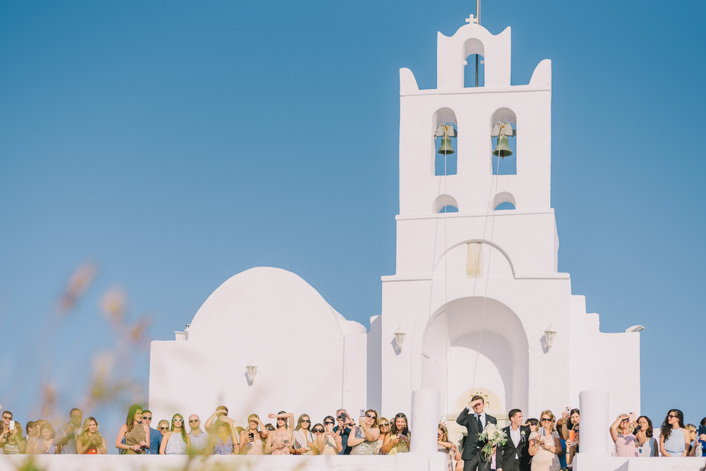 church wedding in Greece