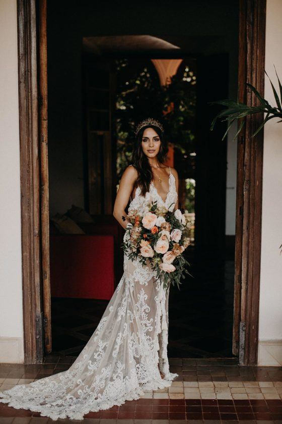 Hacienda Destination Wedding Weekend in Yucatan Mexico