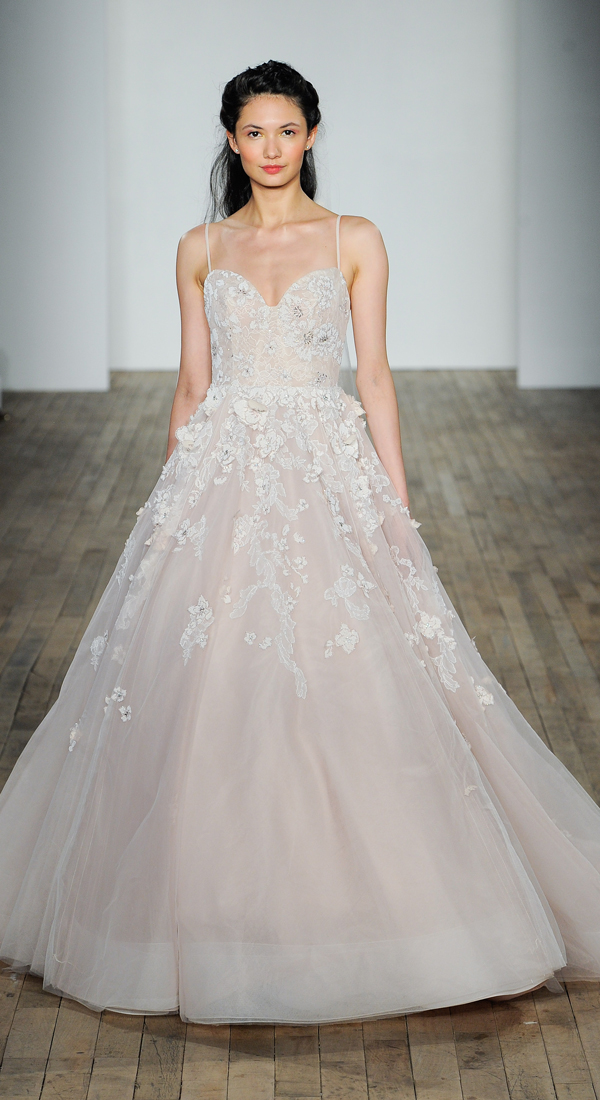 25 Wedding Dresses Hot Off The Press #weddingdresses #weddingfashion
