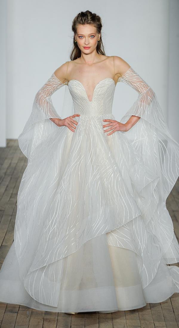 Buy Hayley Paige Wedding Dresses 14 Elegant  Wedding Dresses Hot
