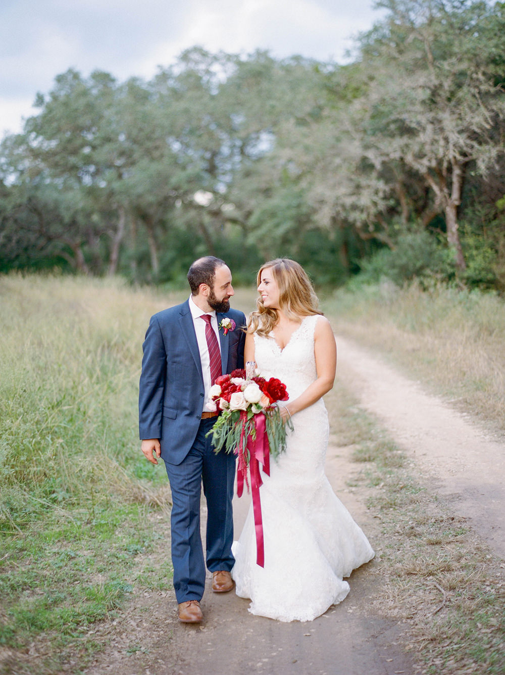 Hill Country Garden Wedding - photo by Honey Gem Creative https://ruffledblog.com/hill-country-garden-wedding
