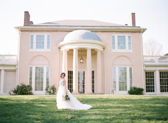 This Historic Wedding Venue is the Most Breathtaking