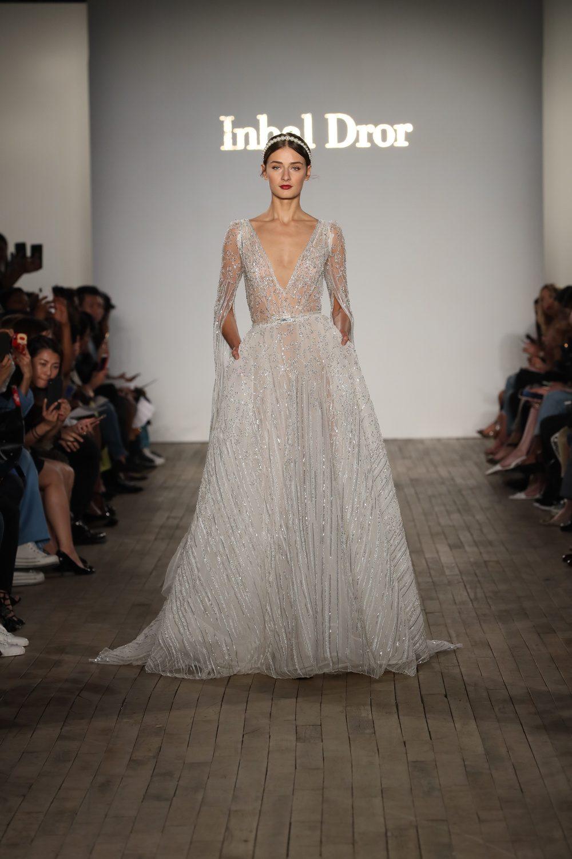 Inbal Dror Capri 20 Bridal Runway Show ? Ruffled