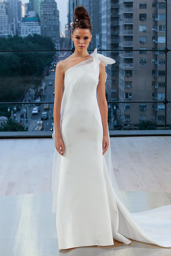 Ines Di Santo Fall 2018 Bridal Runway Show