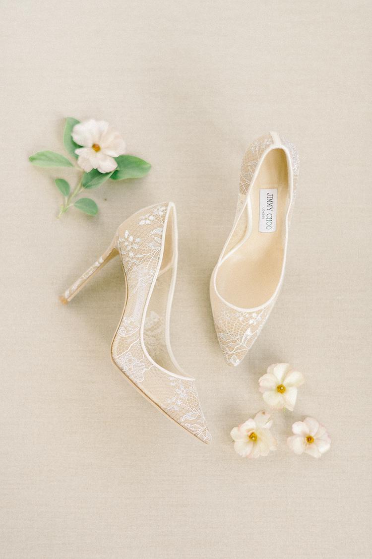 wedding shoes - photo by Elizabeth Fogarty http://ruffledblog.com/soft-wedding-inspiration-in-oatmeal-and-gray