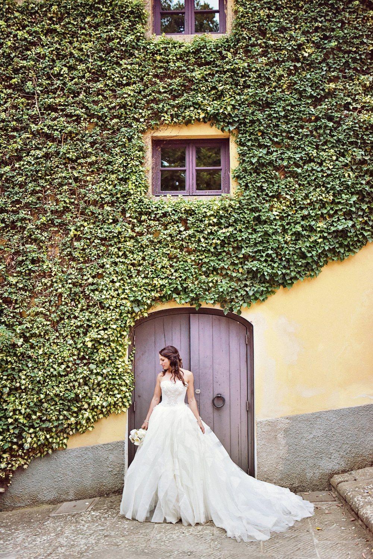 Italian Courtyard Wedding 13