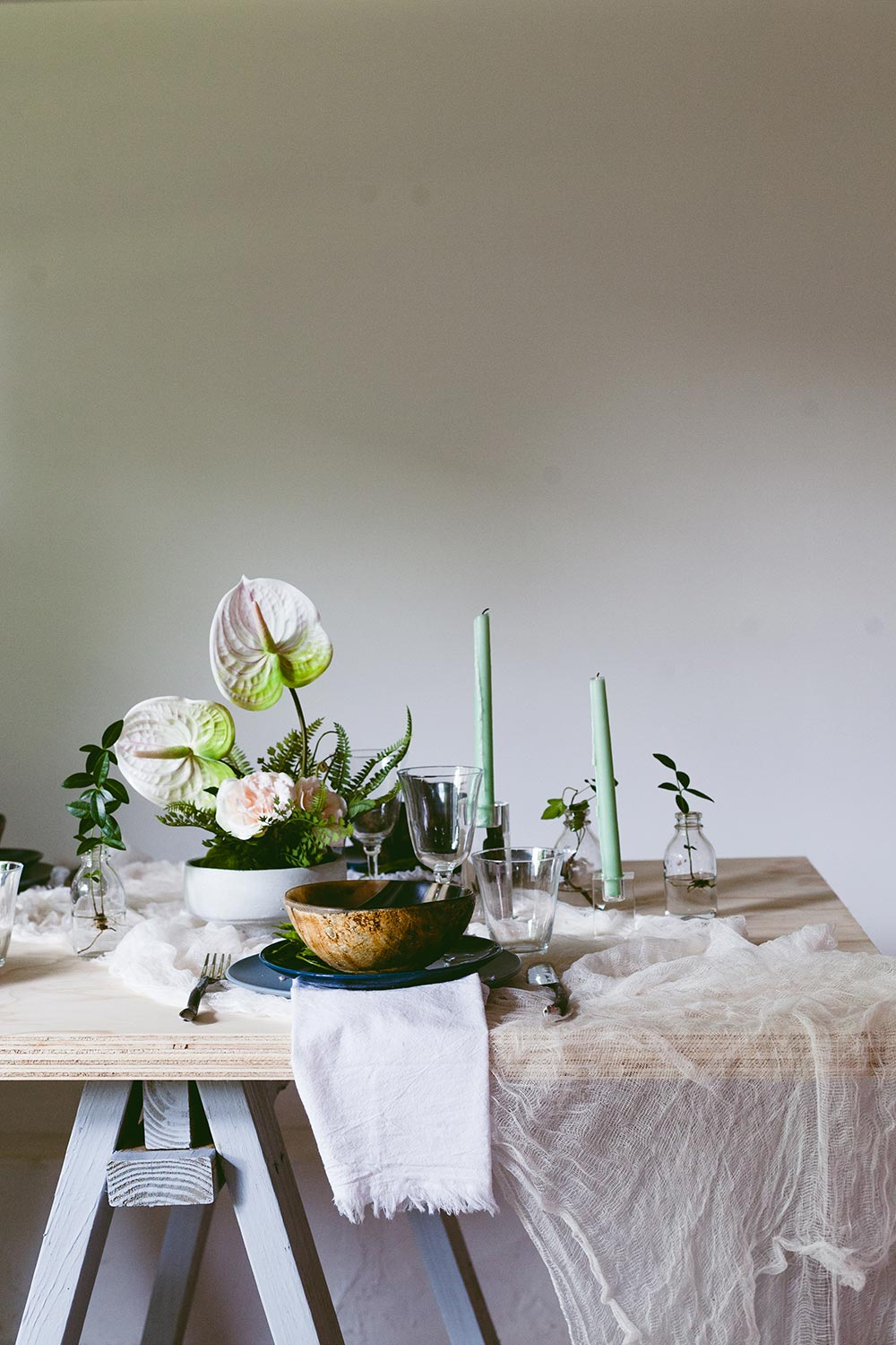 wedding tablescape styling