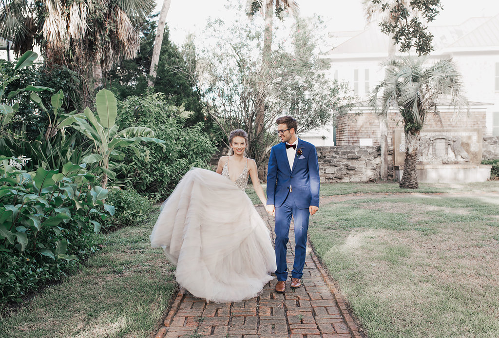 styled wedding shoots - photo by Alondra Vega Photography http://ruffledblog.com/jewel-toned-wedding-ideas-with-a-surprise-proposal