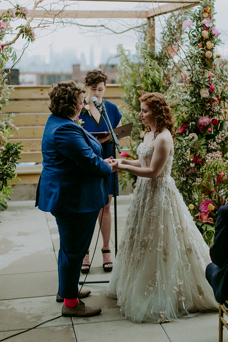 Wedding Dress Brooklyn 18 Inspirational wedding ceremonies photo by