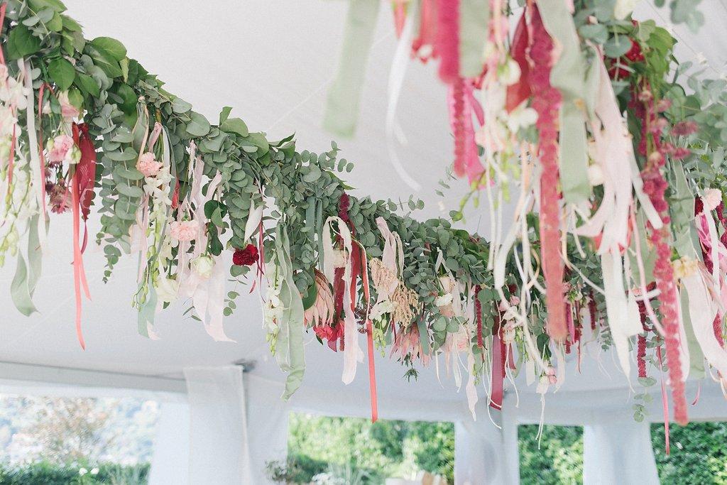 Amaranthus wedding
