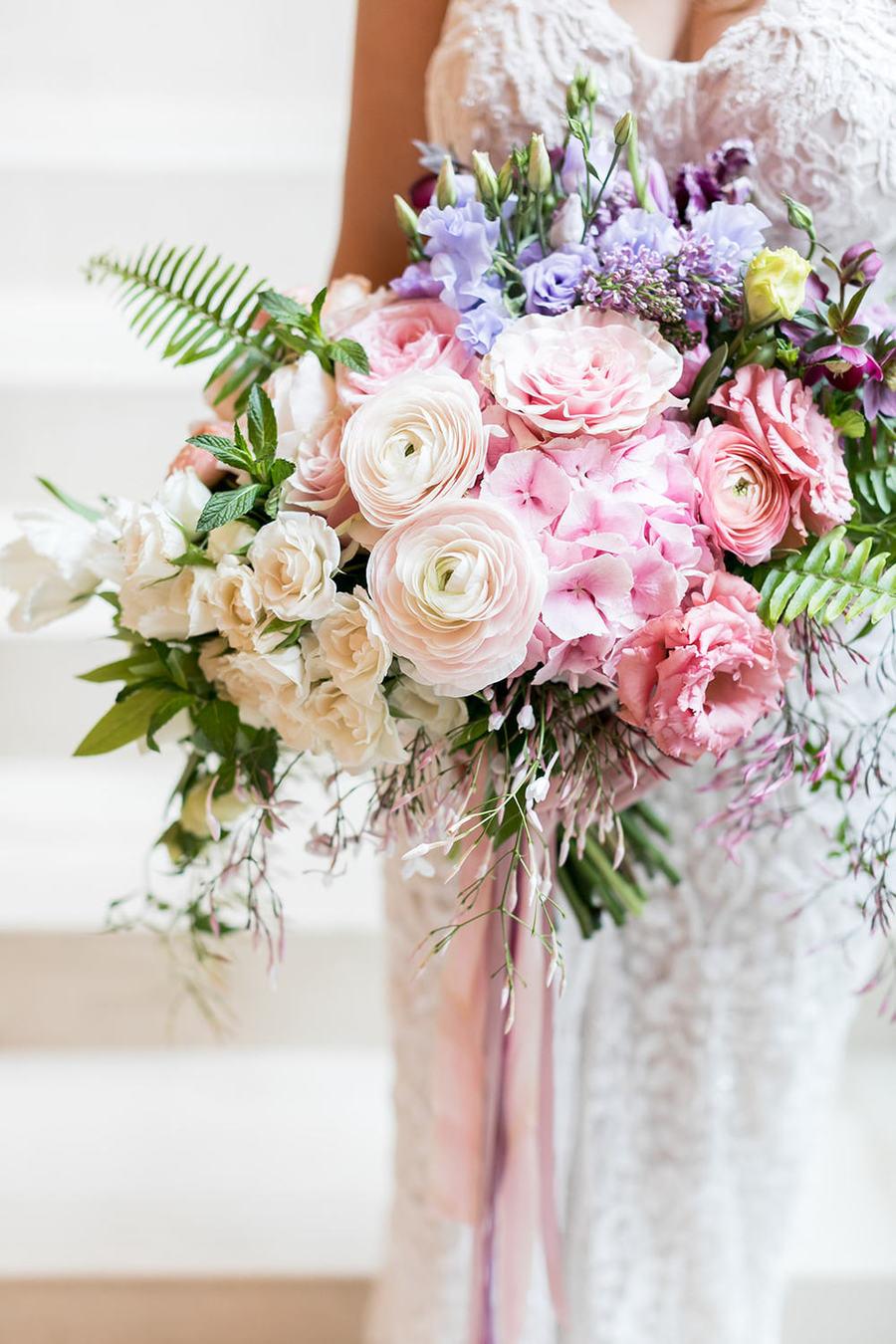 Lavender Watercolor Wedding Pastel Dreamscape 01