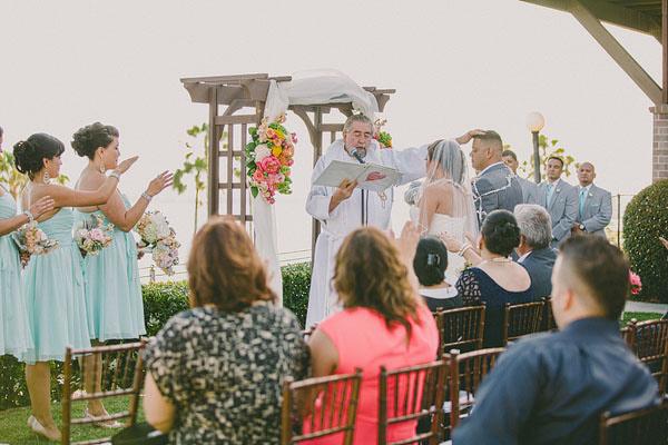Richard leng wedding