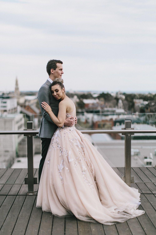 Melbourne Rooftop Wedding Paolo Sebastian 23