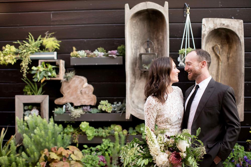 wedding photography - photo by BrittRene Photo http://ruffledblog.com/modern-chic-foodie-wedding-inspiration-in-san-francisco