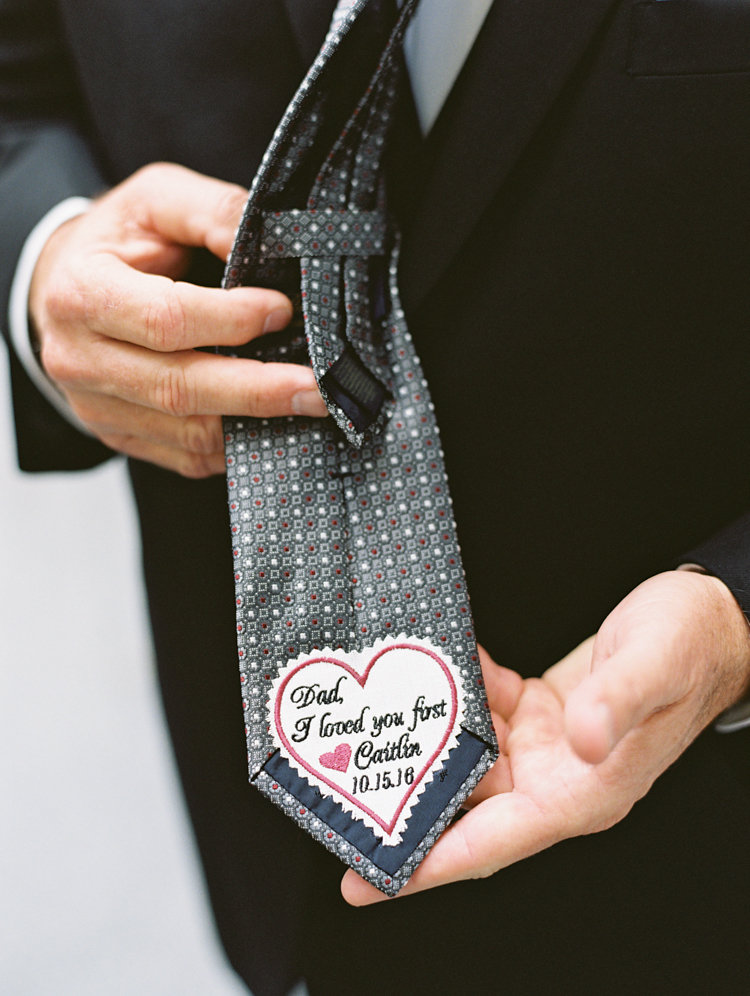 father of the bride gifts - photo by Bethany Erin Photography http://ruffledblog.com/modern-meets-rustic-wedding-in-dallas