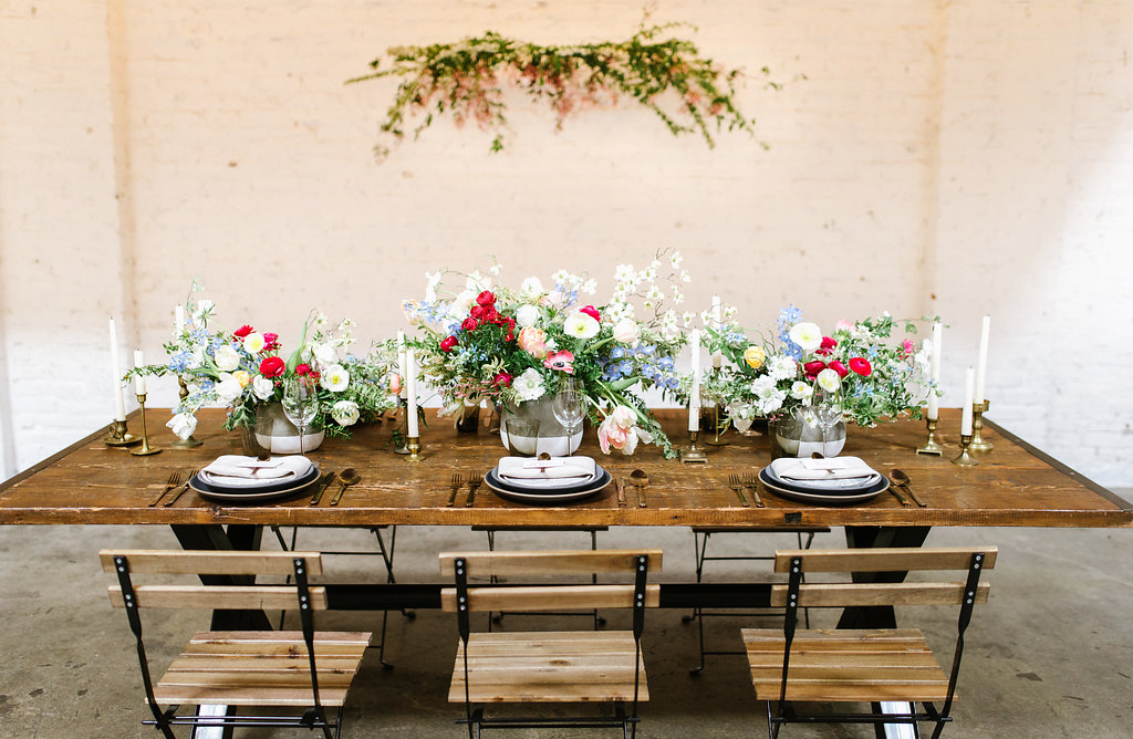 garden inspired wedding ideas - photo by Chelsea Dier Photography http://ruffledblog.com/modern-san-francisco-winery-elopement