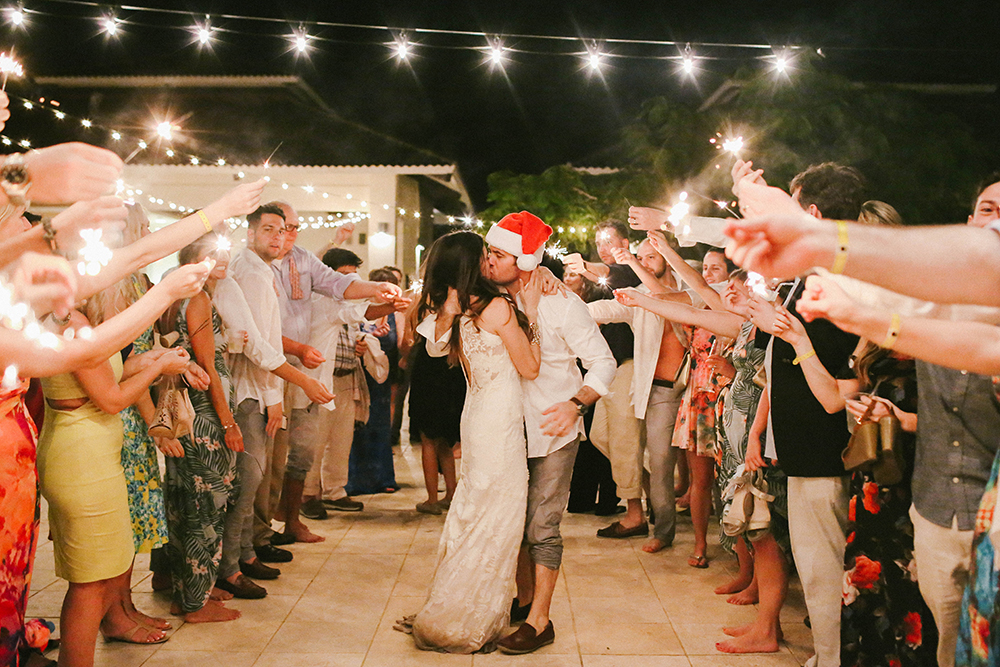 wedding photography - photo by W and E Photographie http://ruffledblog.com/costa-rica-destination-wedding-with-lots-of-tropical-details