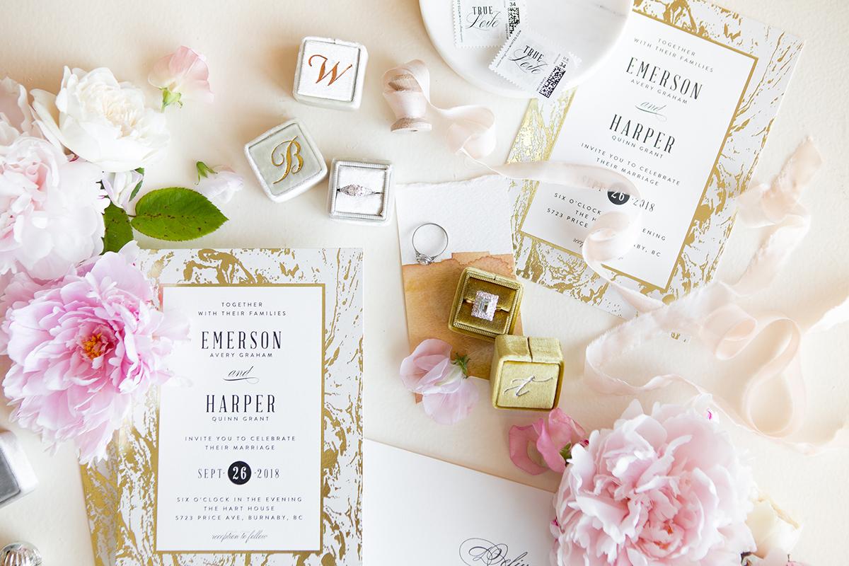 Enter to win 500 towards minted wedding invitations ruffled mrsbox 10 junglespirit Images