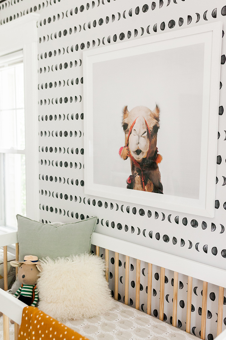 Moroccan Neutral Nursery for Boys